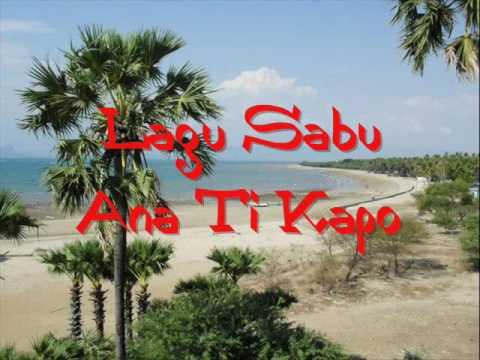 Lagu Sabu, NTT - Ana Ti Kapo