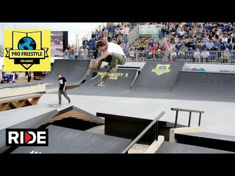 Hague Pro Freestyle Beach 2017 - Best Highlights from Pro & Am Finals