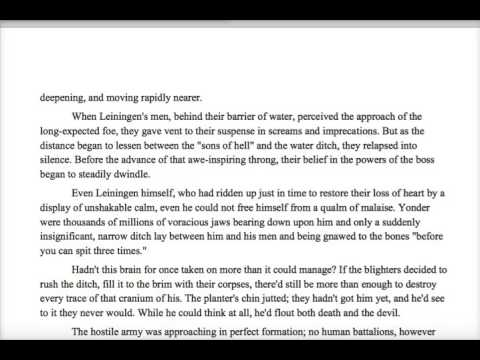 linegen vs the ants essay Army ants essay example 878 words | 4 pages army ants anthony palmieri november 20, 1996 contemporary science topics a quote made by lewis thomas, ants are so much like human beings as to be an embarrassment.