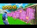 1000 IQ SHOPPING CART..!!| Fortnite Funny and Best Moments Ep.128 (Fortnite Battle Royale)
