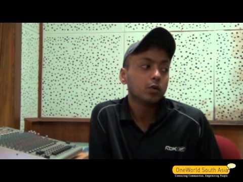 Abhishek Das speaks about Radio Mathematics, Radio JU, Kolkata