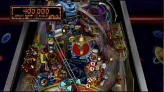 Tales of the Arabian Nights Pinball Hall of Fame: The Williams Collection Xbox 360 gameplay 720P