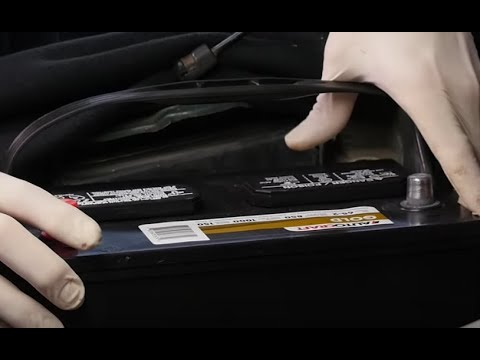 Ford Replacement Parts >> How To Replace Ford F150 Battery Advance Auto Parts Youtube