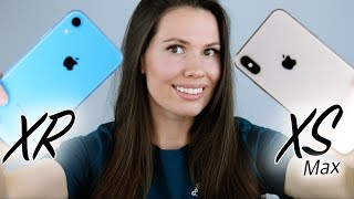 iPhone XR vs iPhone XS Max | What's The Catch?