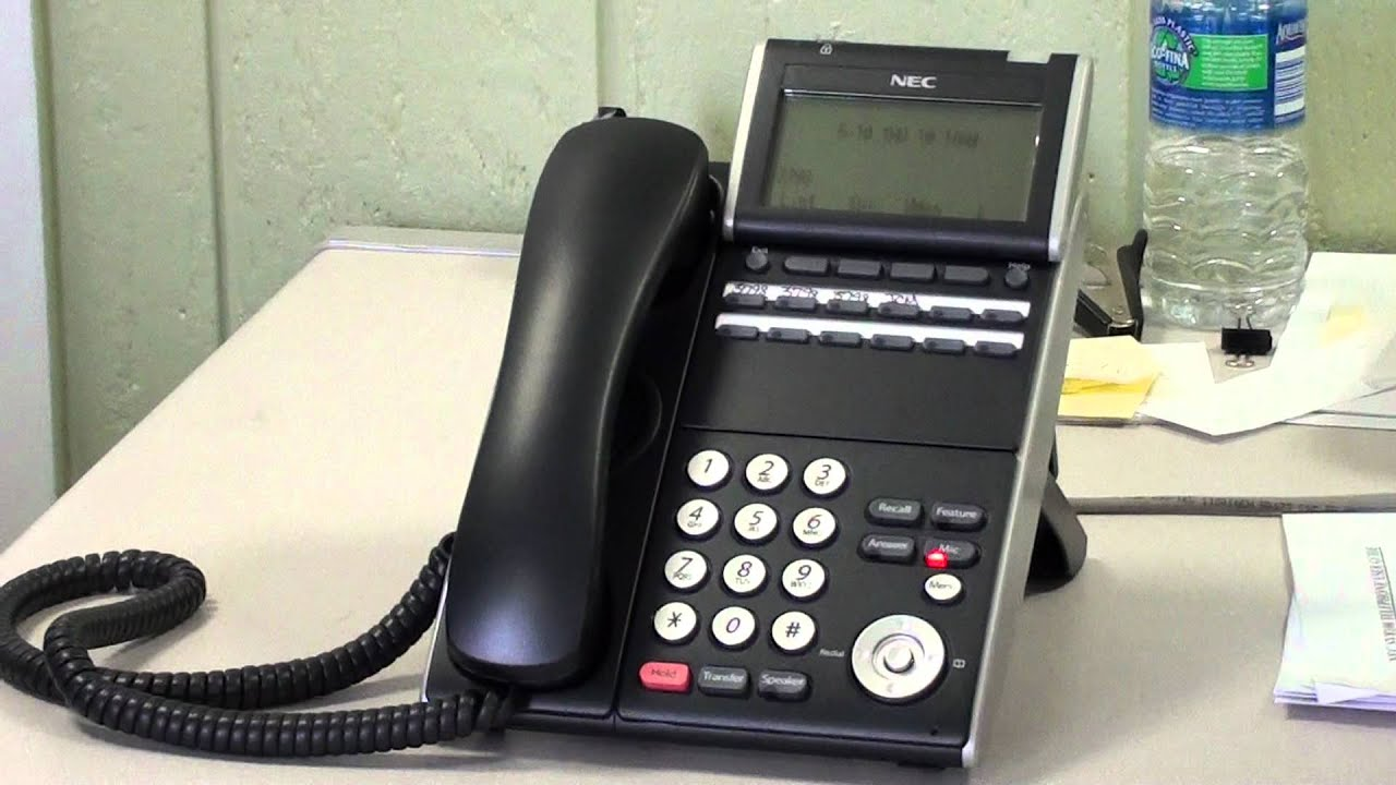 nec phone training youtube rh youtube com nec sv8100 pbx manual nec sv8100 pbx manual