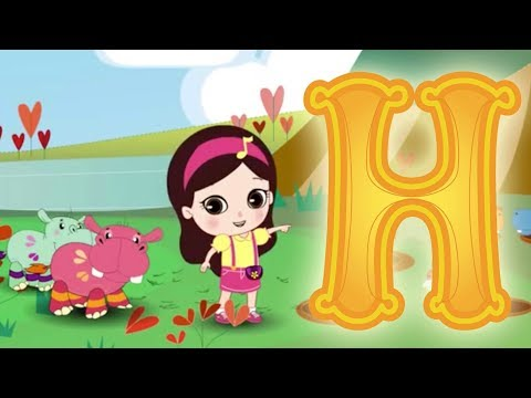 Letter H - Olive and the Rhyme Rescue Crew