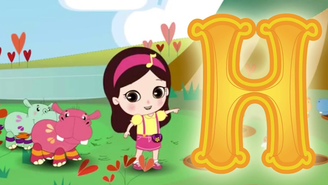Download Letter H - Olive and the Rhyme Rescue Crew | Learn ABC | Sing Nursery Songs