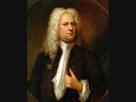 Benjamin Smith plays Handel Suite No. 3 in D minor, HWV 428 (1/2)