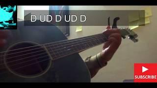 TERA YAAR HOON MAIN | ARIJIT SINGH | GUITAR LESSON / Guitarena Music