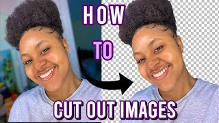 HOW TO CUT OЏT IMAGES ON AN IPHONE | KOPARADISETV
