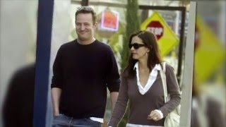 Are Matthew Perry and Courteney Cox Secretly Dating?
