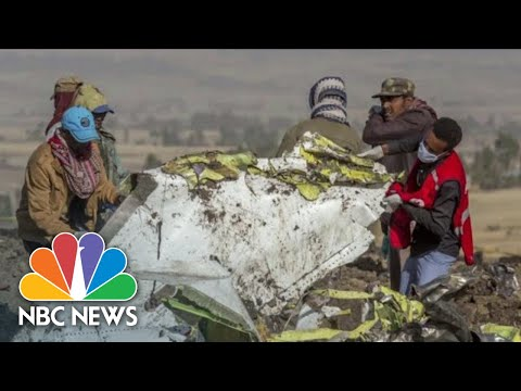 Ethiopian Airlines Crash: Black Boxes Remain 'In Limbo' | NBC News