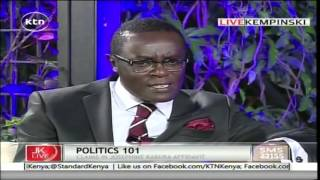 Jeff Koinange Live with Professor Mutahi Ngunyi 7th April 2016 [Part 1]
