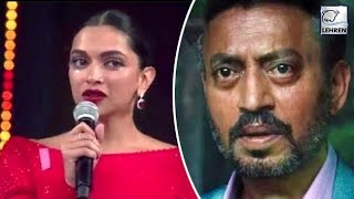 Bollywood Celebs Emotional Message For Irrfan Khan | लहरें गपशप