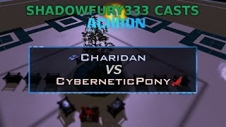 2013/08/18: Charidan(V) vs CyberneticPony(C) on Virtual Plaza - Achron