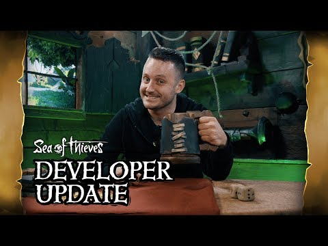 Official Sea of Thieves Developer Update: Final Beta