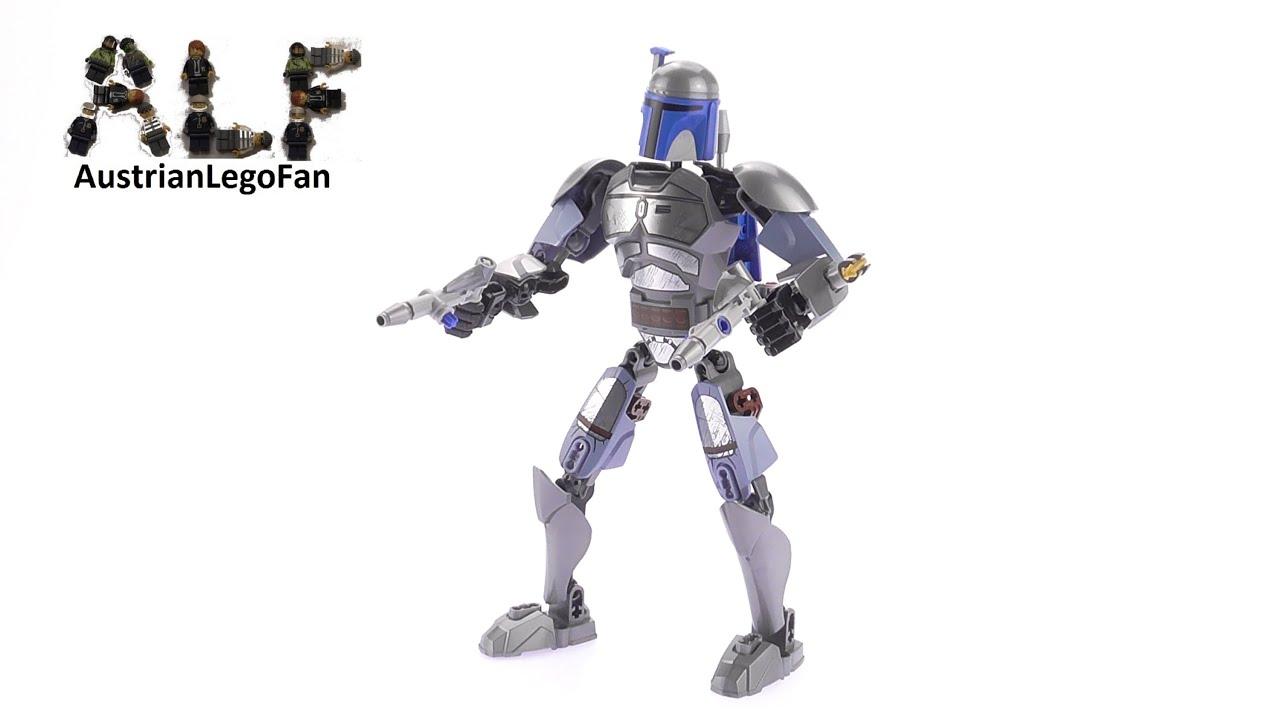 Brand New LEGO Star Wars 75107 Jango Fett