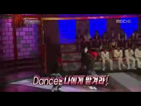 Big Bang MBC Star Dance Battle - Seungri & Taeyang (CUTS)