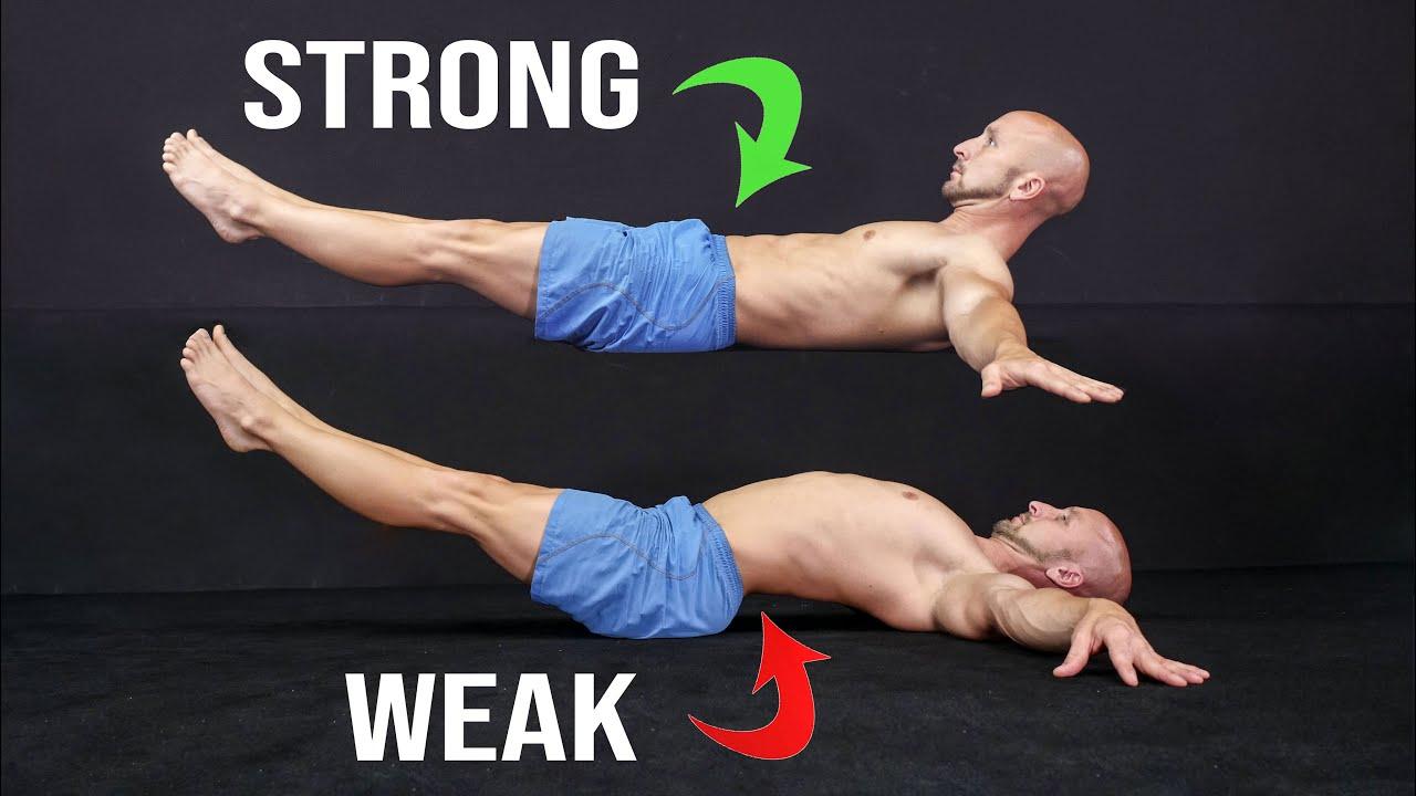 How To Fix Your Weak Abs (NO BULLSH*T!)