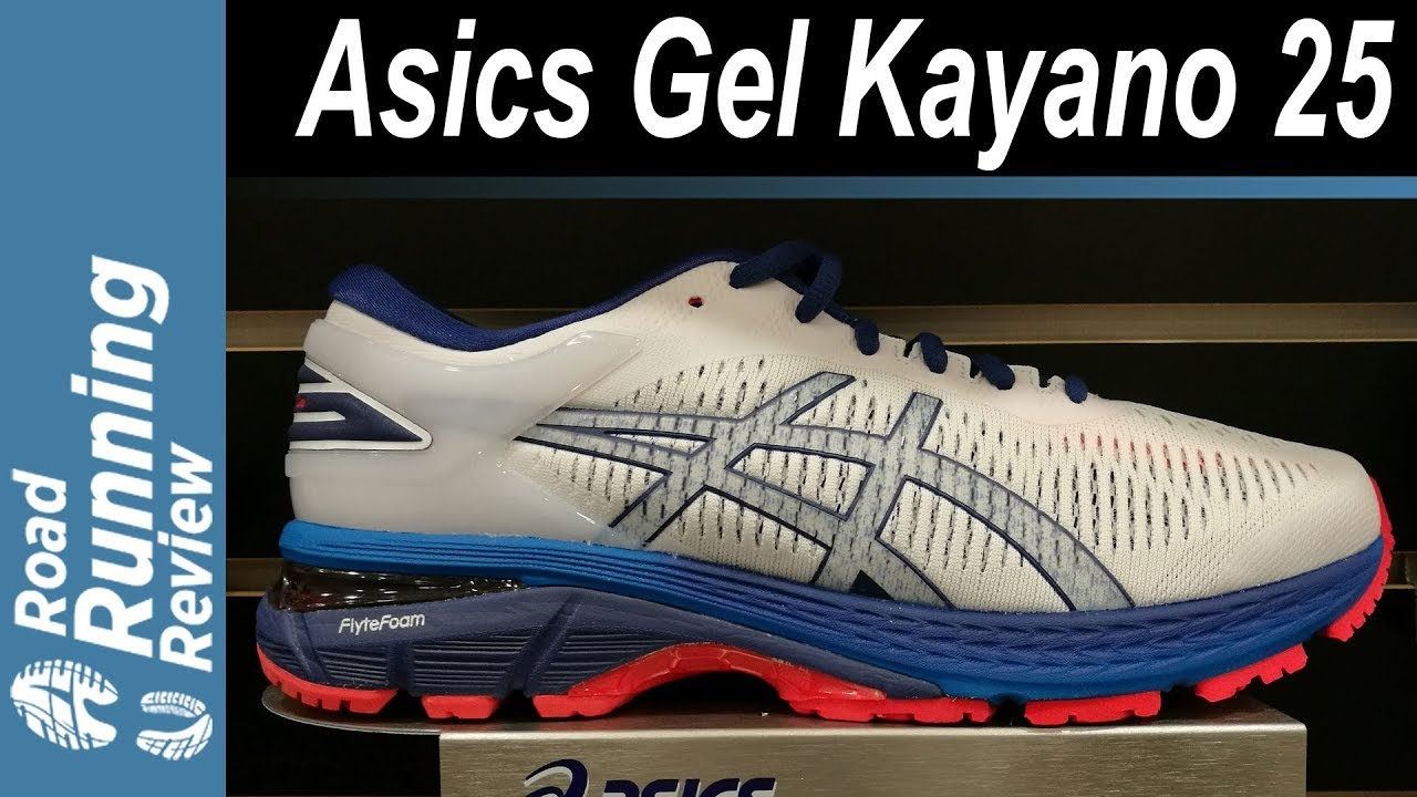 9c0864ab9d8b Asics Gel Kayano 25 Preview - YouTube