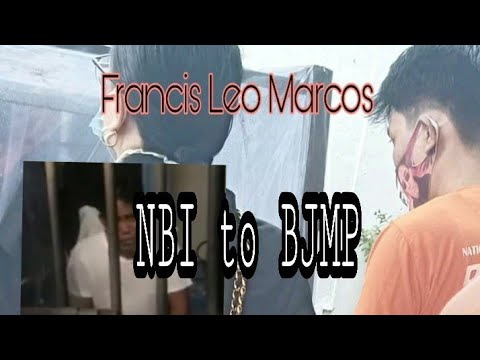 Inilipat na from NBI to BJMP si Francis Leo Marcos from YouTube · Duration:  1 minutes 58 seconds