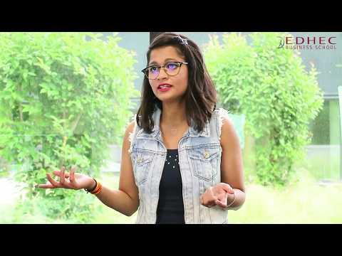 Mukti JAIN, Indian, EDHEC 2016-2018, Master in Management –Financial Economics Track Student