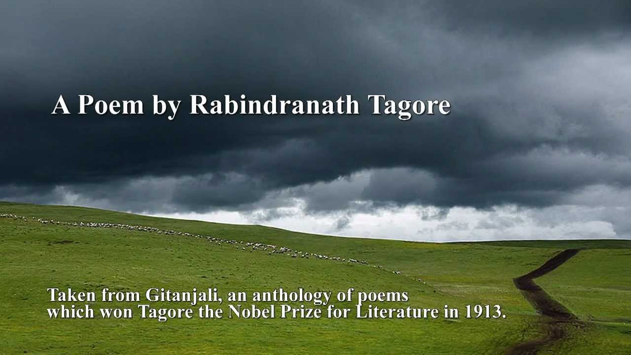 A Poem by Rabindranath Tagore - music by Olafur Arnalds