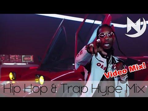 Best Hip Hop Rap Urban & Trap Mix 2018 | Bass Boosted Party Trap Hip Hop Black Hype Music #65