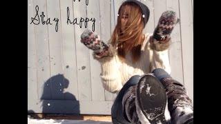 BE HAPPY, STAY HAPPY || TRINITY MARTIN
