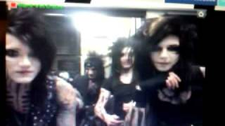 Black Veil Brides on stickam 5-30-11