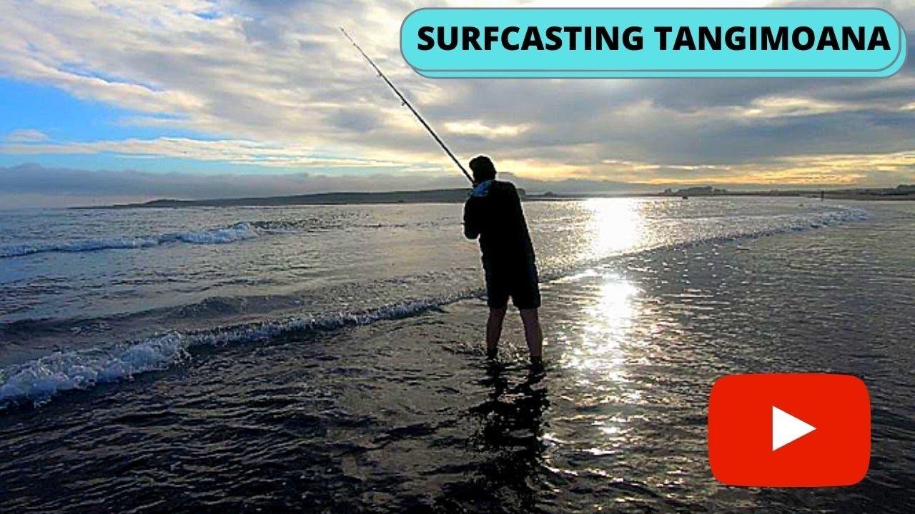 Tangimoana Surfcasting