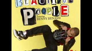 Chris Brown feat. Benny Benassi - Beautiful People (Cosmic Dawn Vs Farley DJ Bootleg)