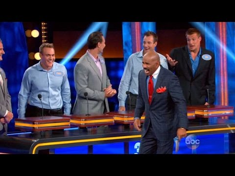 Rob Gronkowski family take on Family Feud (full episode) from YouTube · Duration:  19 minutes 9 seconds