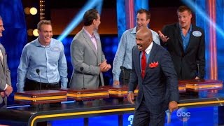 Rob Gronkowski & family take on Family Feud (full episode)