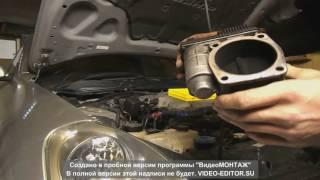 видео nissan gtr тюнинг - модернизация двигателя, тормозной системы и кузова автомобиля + Видео