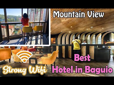 BEST HOTEL IN BAGUIO | With Free BUffet BreakFast !