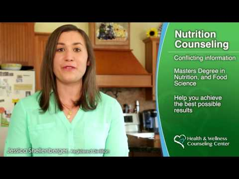 Nutrition - Health and Wellness Counseling Center