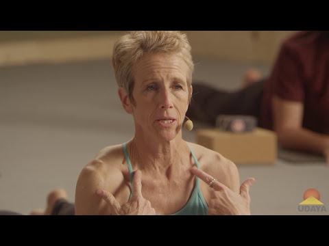 Lauren Peterson, Arm Balances, Step by Step - FULL CLASS I Udaya.com