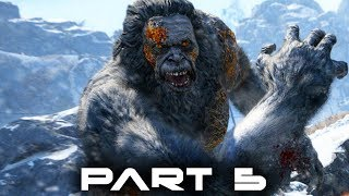 Far Cry 5 Lost on Mars Gameplay Walkthrough Part 5 - ATTACKED BY A YETI
