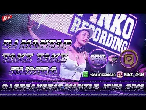DJ BREAKBEAT TAKI RUMBA 2019 FT. INDO CLUBBERS V2