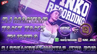Download DJ BREAKBEAT TAKI RUMBA 2019 FT. INDO CLUBBERS V2