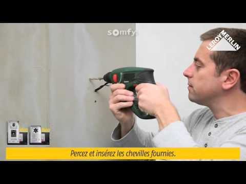 Comment installer une porte de garage bascule leroy doovi - Visiophone somfy v400 ...