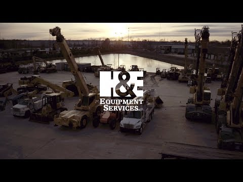 H&E Equipment Services - Our Story