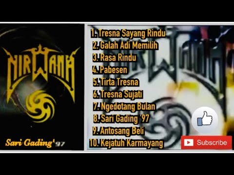 NIRWANA BAND BALI FULL ALBUM (Sari Gading'97)