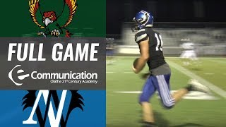 Full Game: ONW Football vs. Lawrence Free State | October 5, 2017