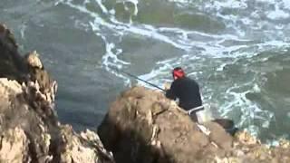 Pesca á boia - Portugal