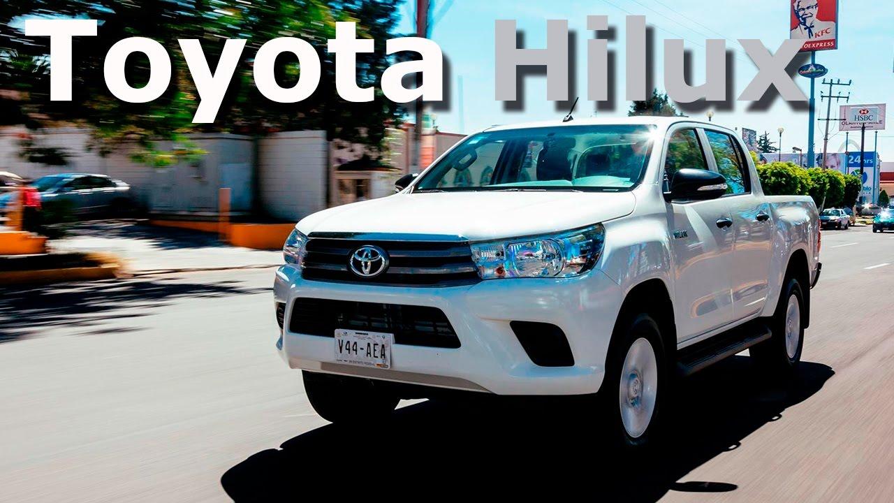 Toyota Hilux 2016 Nuevo Rostro Misma Calidad Tradicional Autocosmos You