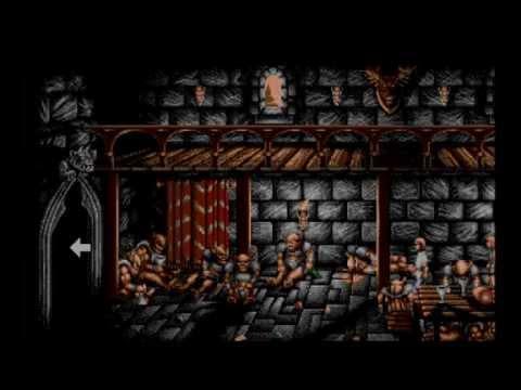Lure of the temptress - Atari ST [Longplay]