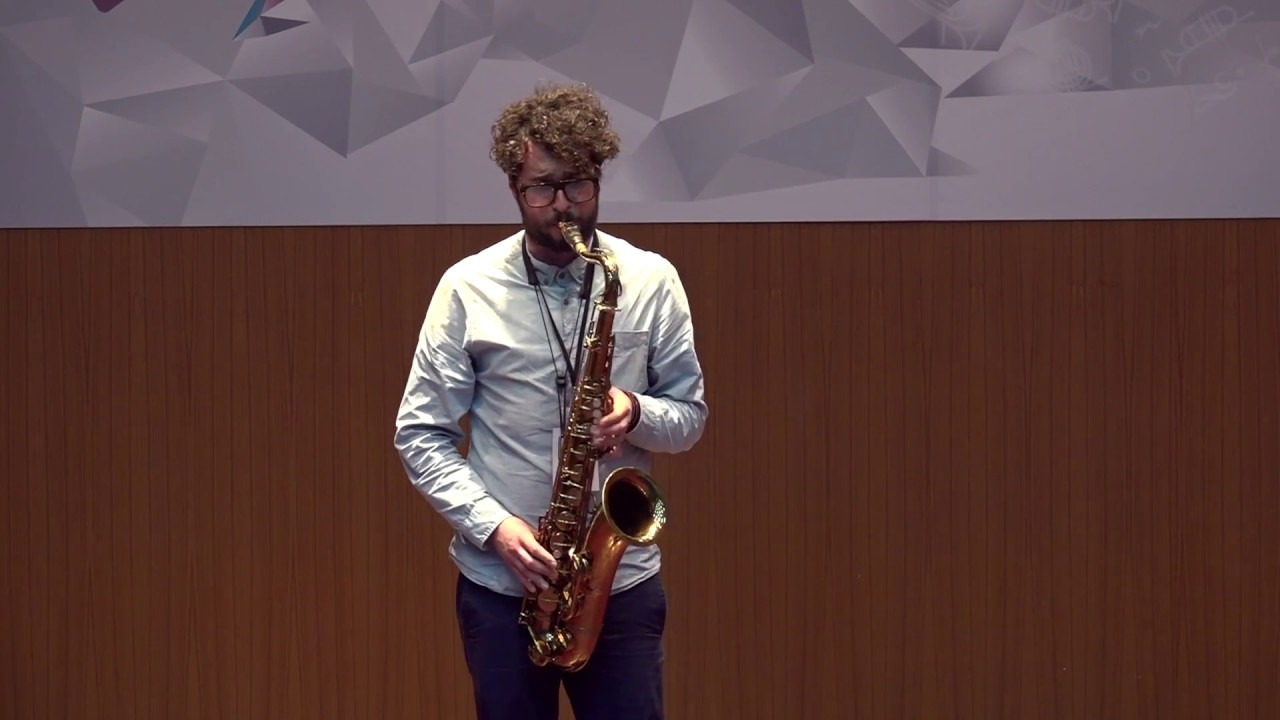 KRZYSZTOF URBANSKI / ALL THE THINGS YOU ARE / FIRST ASIAN SAXOPHONE CONGRESS 2016