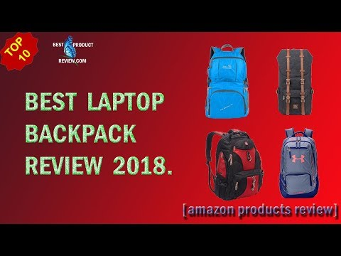 best commuter backpack|| Best professional business travel laptop backpack for work   review 2018.